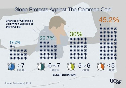 lack of sleep info