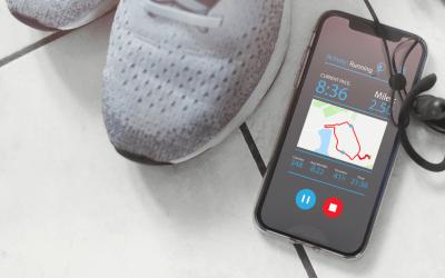 Top 4 Benefits of A Running App