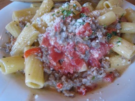 Italian sausage dish