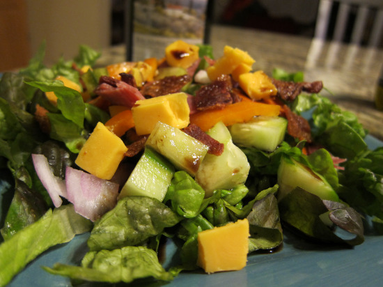 11.14 Dinner Salad