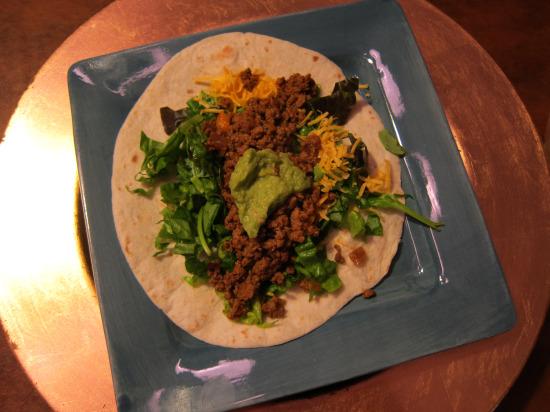 11.16 Turkey tacos 1
