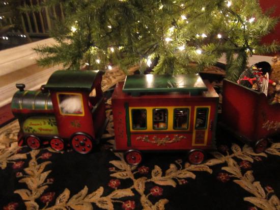 11.22 Santa Train 1