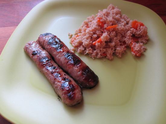 12.4 Italian sausage