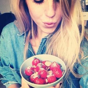 gezond: aardbeien