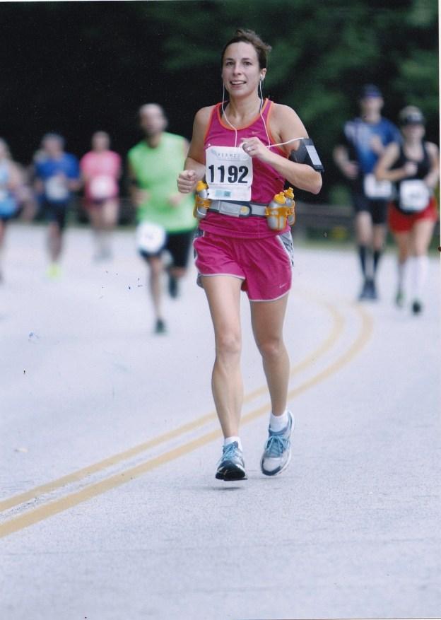 My First Half Marathon 2013