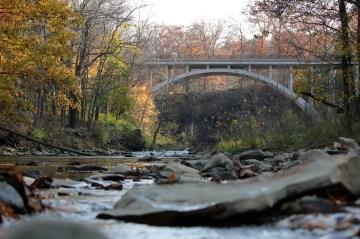 Miles Road Bridge