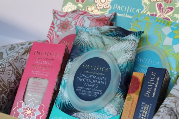pacifica giveaway box