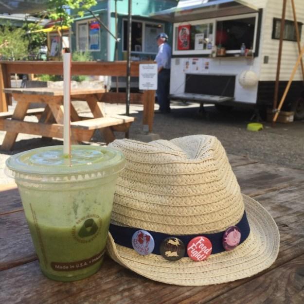 SPRING FAVORITES | Food |  Sriracha Almonds, Tidbit Food Farm, Nature's Bakery