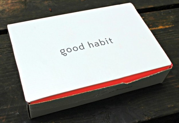 #WIAW Camping Edition - Good Habit Box