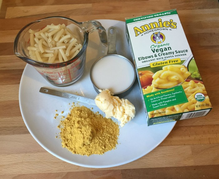 Vegan Mac and Cheese Throwdown - annie's homegrown