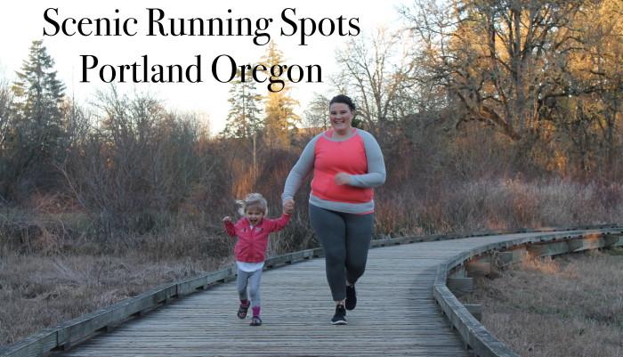 Scenic Running Spots Portland Oregon