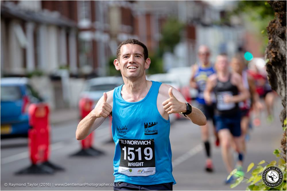 Simon Wright - How running helped me recover from losing my seat at the General Election
