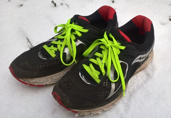 These Saucony running shoes survived the Beast from the East but now really is the time to get some new running shoes.