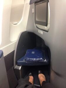 Extra space, Envoy Suite US Airways A330