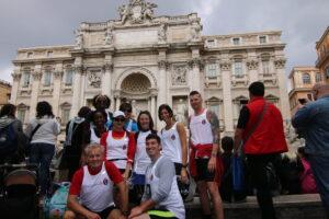 The Roman Guy, Shakeout run, maratona di roma