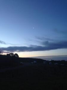 Ragnar Trail Zion Day 1 Sunrise