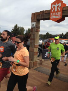 Ragnar Trail Zion Runner 1
