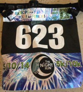 The Night Run Scottsdale, May 10 , 2014, 5k, 10k