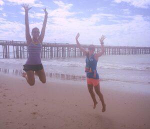 Ventura Marathon, Half Marathon, Medal, Ventura Beach, California, Ventura Beach Pier
