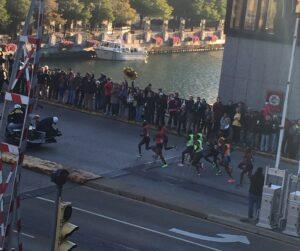 Elite Men, Chicago Marathon, 2014