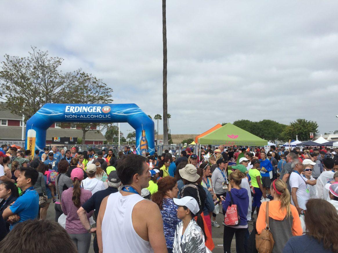 OC Marathon, Post Race Party
