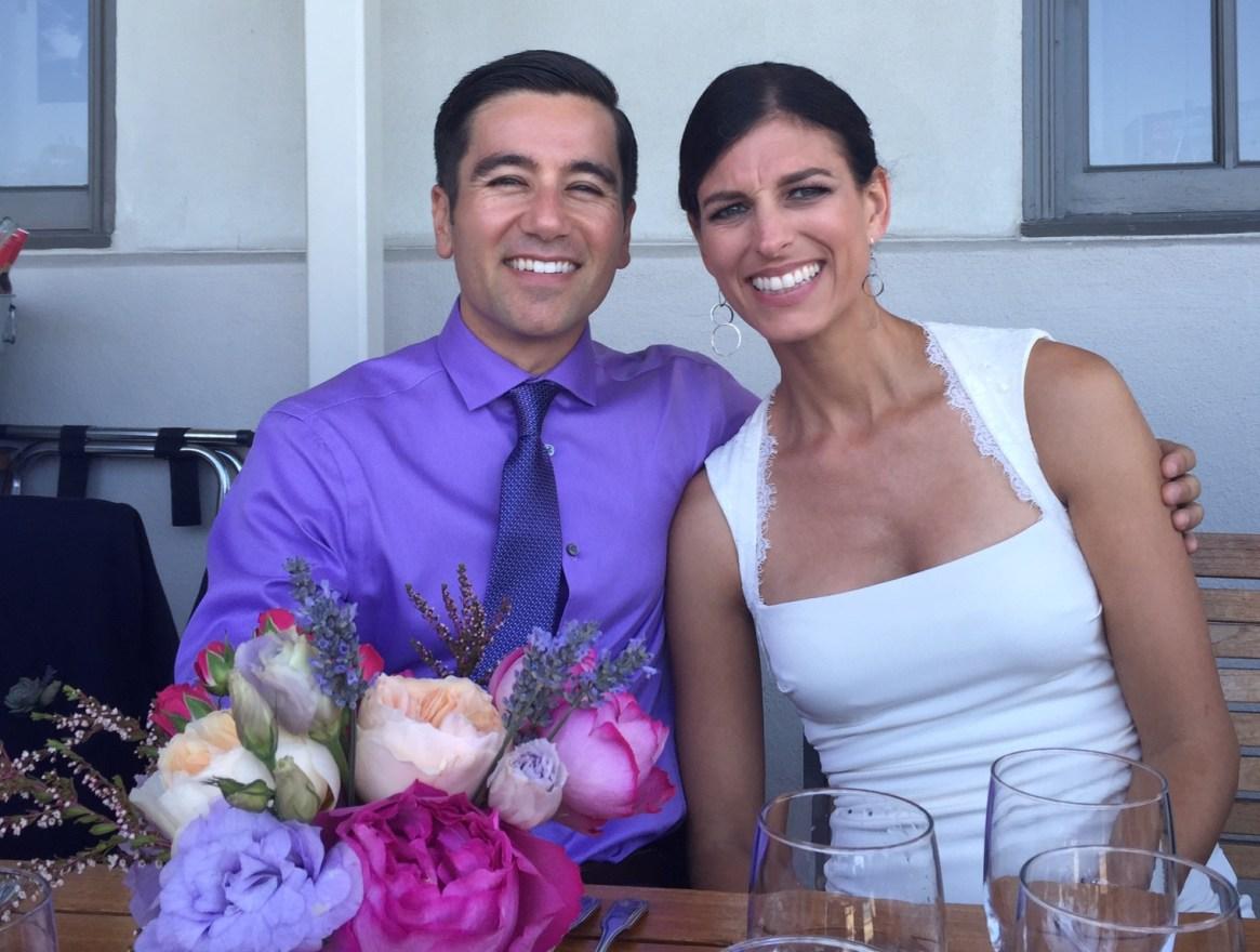 San Franciso, Wedding Reception, The Plant Cafe Organic, a.hana designs