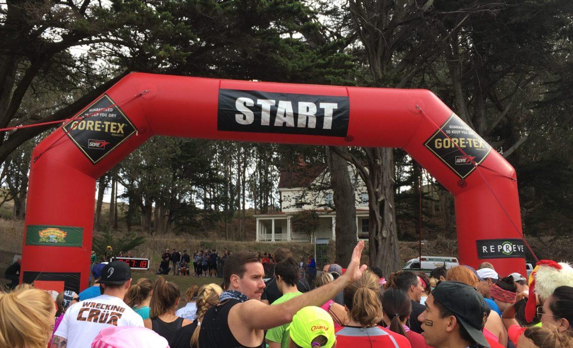 The North Face Endurance Challenge, California, Marathon Relay, Trail Running