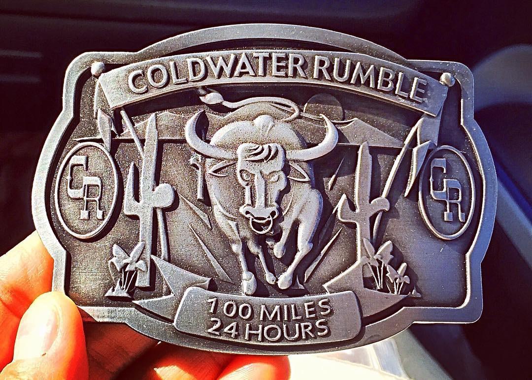 Altra running, coldwater rumble, goodyear, arizona, trail running, aravaipa running, sub 24 buckle