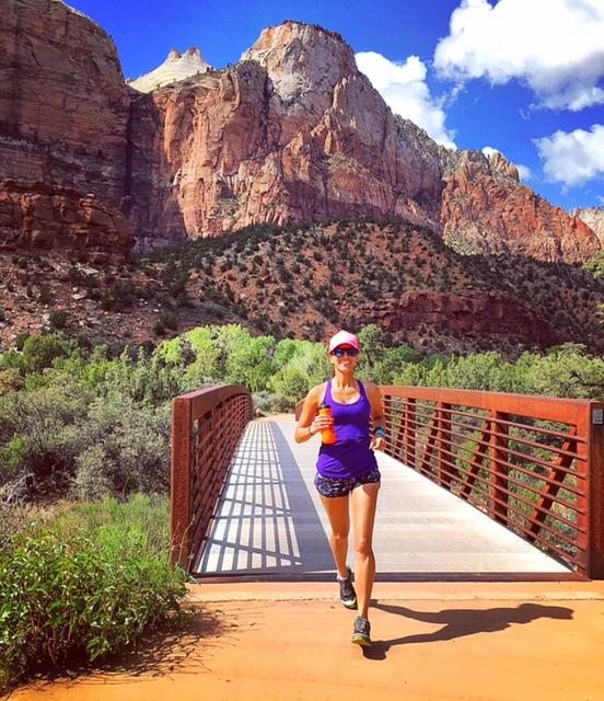 Zion, National Park, XX2i, BibRave, Altra Running, Orange Mud, Lululemon
