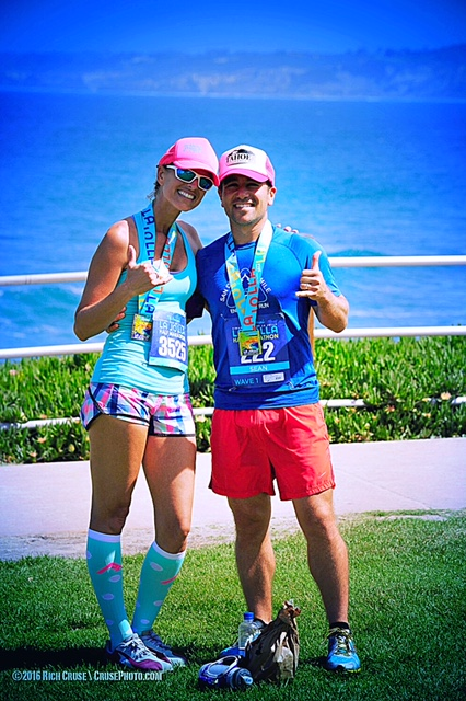 La Jolla, Half Marathon, Race Bling, Medal Monday
