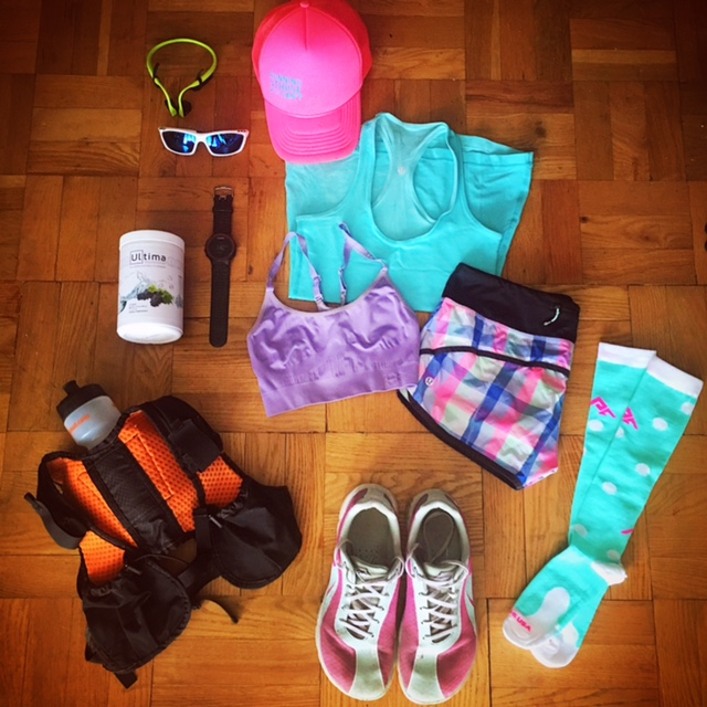 Flat Jenny, La Jolla Half Marathon, Procompression, the orange mud, altra running, ultima, garmin, xx2i, aftershokz, lululemon