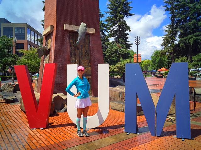 Vancouver USA Marathon, Expo, Marathon