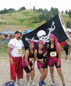 running pirates