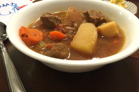 21 Day Fix Beef Stew