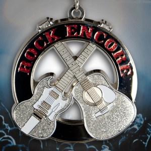 Rock 'N' Roll Rock Encore Medal for Doing 2 RNR Races