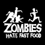 zombies hate fast food 2