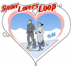 Snow Lovers Loop Snowshoe Race 3/1/2014