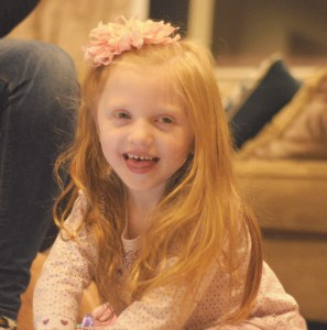 Meet Sparrow Sydney! Proceeds from the Sparrow 5k will go to her family to help with medical bills.