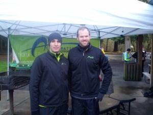 Drs. Adam Rohr and William Martindale, Accelerated Sports Medicine