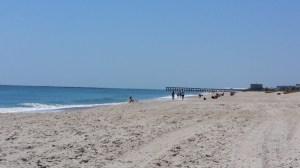 Writesville Beach, North Carolina Photo Credit: Amber Corsen