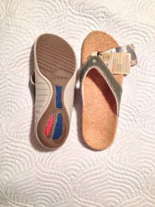 Mens Yumi Sandal by Spenco (in Olive)