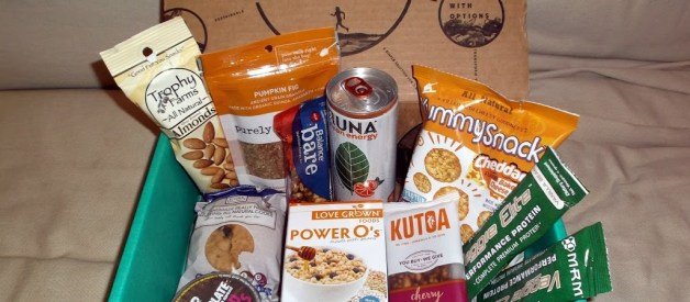 August Fit Snack Review: Bars and Nuts and Granola