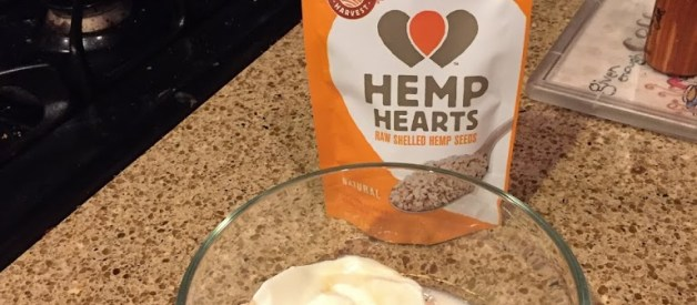 Recipe and Review: Overnight Oats with Manitoba Harvest Hemp Hearts