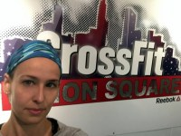 Selfie at CrossFit Union Square