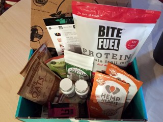 Fit Snack Subscription Box: November 2015, with Bite Fuel!