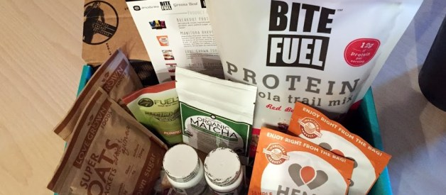 November 2015 Fit Snack Subscription Box Review: Breakout, Bite Fuel, and Love Grown