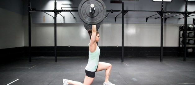 2016 Open Standards - Walking Lunge, from CrossFit.com