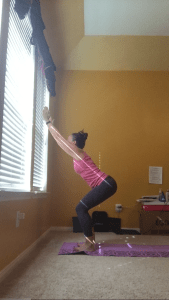 Chair Yoga Poses for Runners