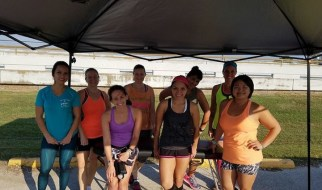 Marathon Training Week 6: The 15-mile crew