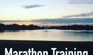 Marathon training week 7 long run
